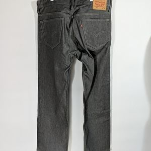 NWT Levi's 569 Gray Jeans Size 34/30 Fit 36/30